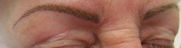 Permanente make up eyeliner na