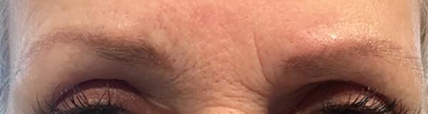 Permanente make up wenkbrauwen voor