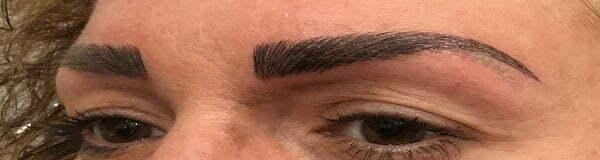 Permanente make up eyeliner voor